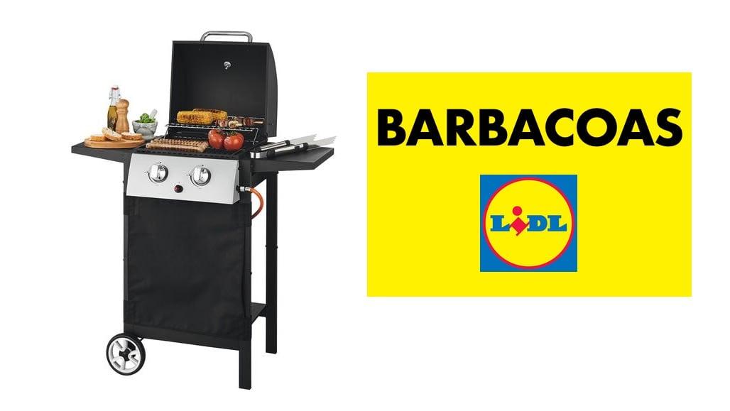 Barbacoa del Lidl