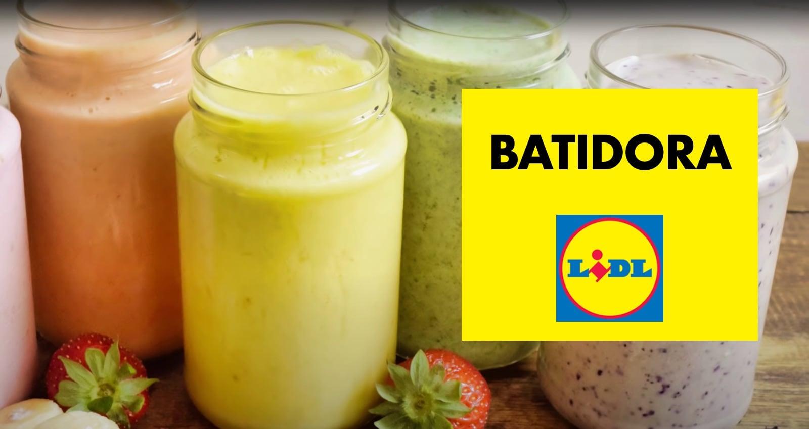 Batidora Silvercrest® del Lidl