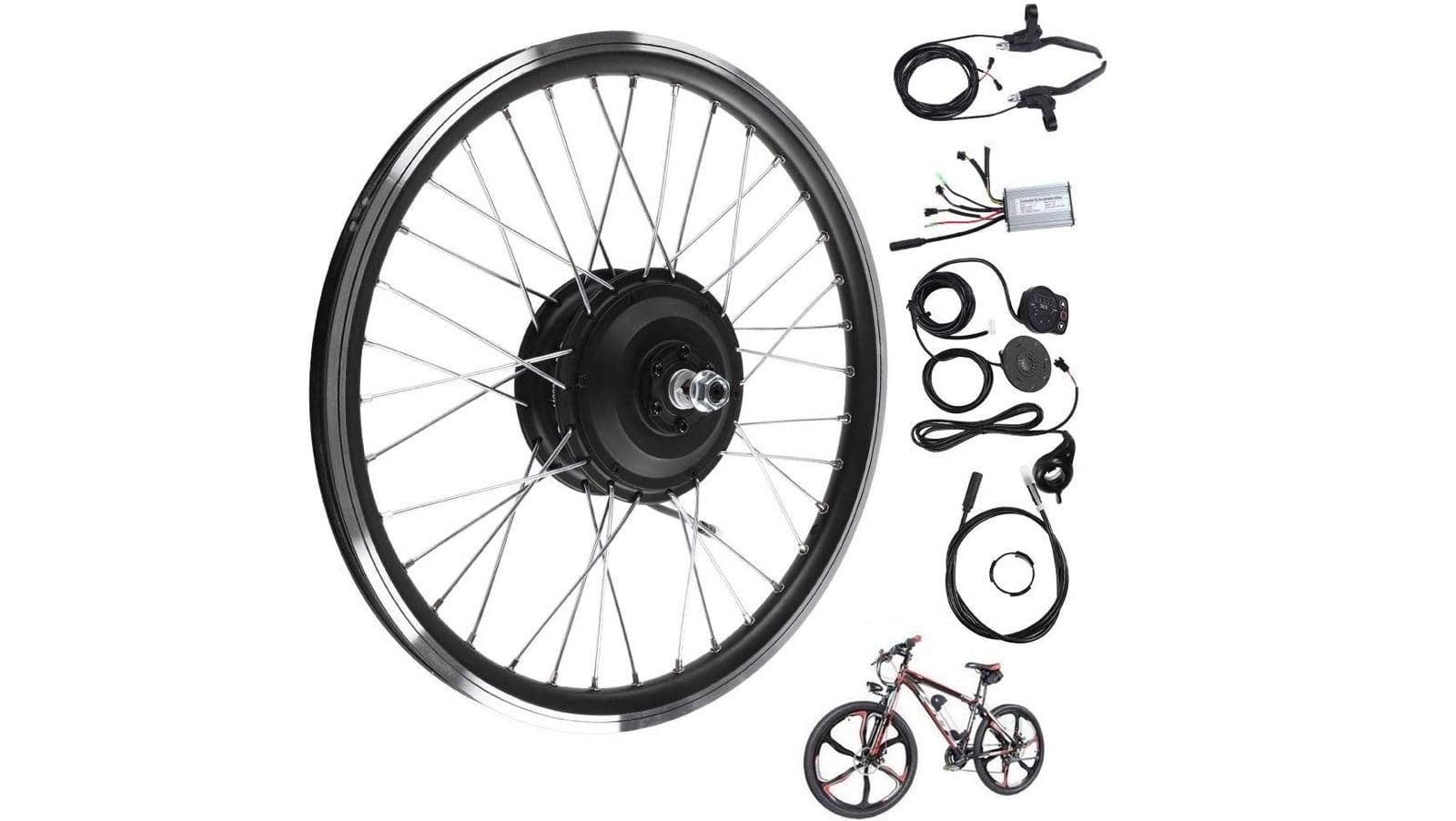 Kit de Bicicleta Eléctrica del Decathlon