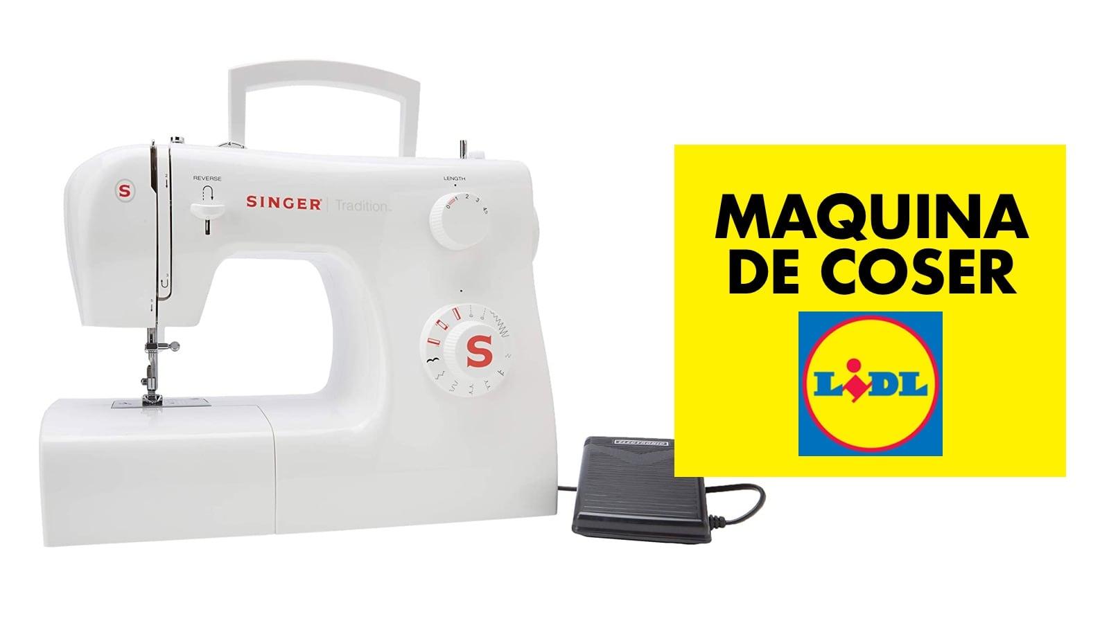 Máquina de Coser del Lidl