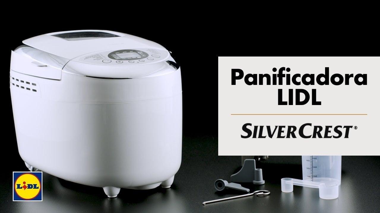 Panificadora del Lidl Silvercrest