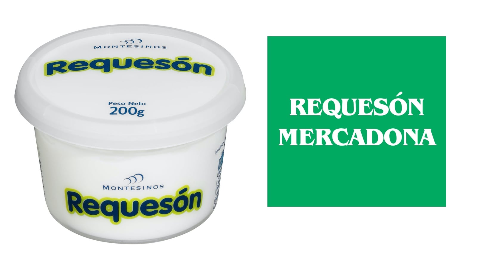Requesón del Mercadona